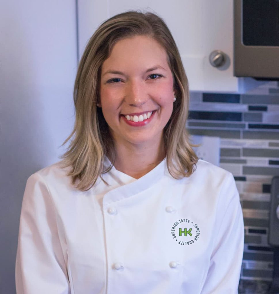 Stephanie – Certified Chef