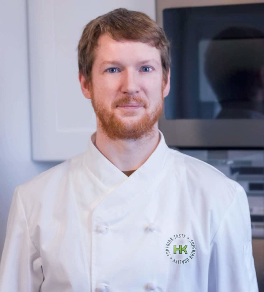Brendan – Certified Chef